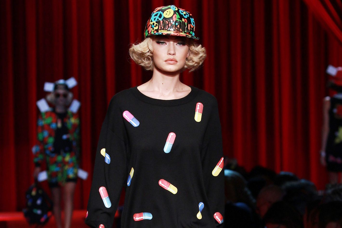 f54befe89f9 Nordstrom Pulled Pill-Themed Moschino 'Capsule' Collection