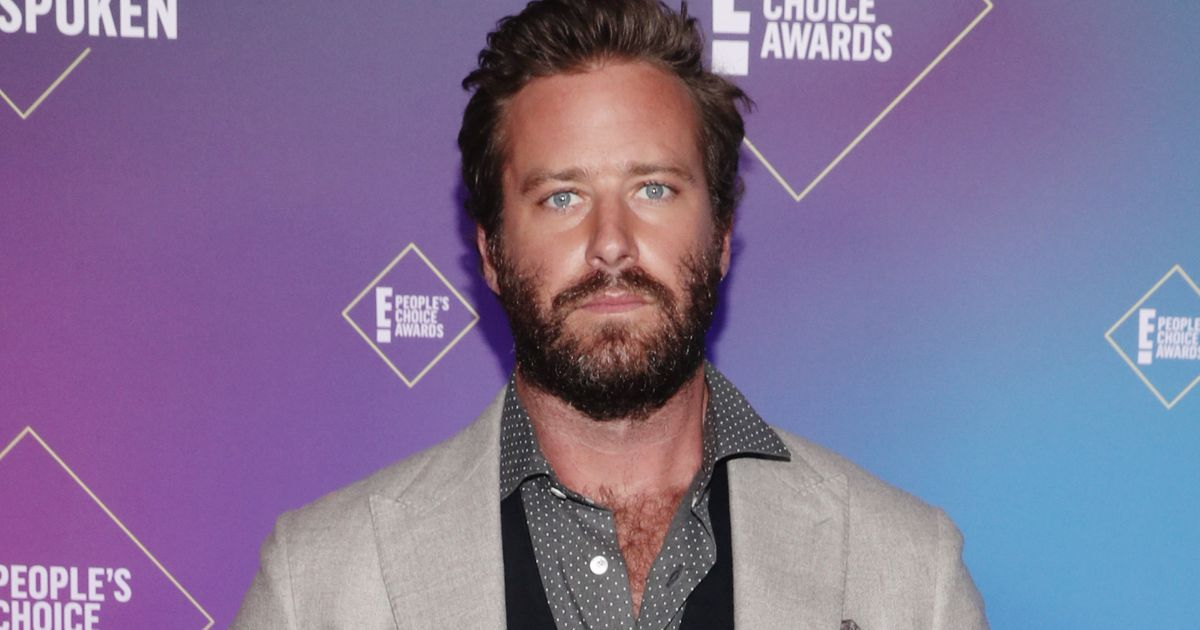 Armie Hammer Reportedly Dropped by WME