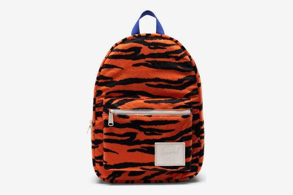 Herschel Supply Co. Small Grove Backpack, Tiger/Royal Blue