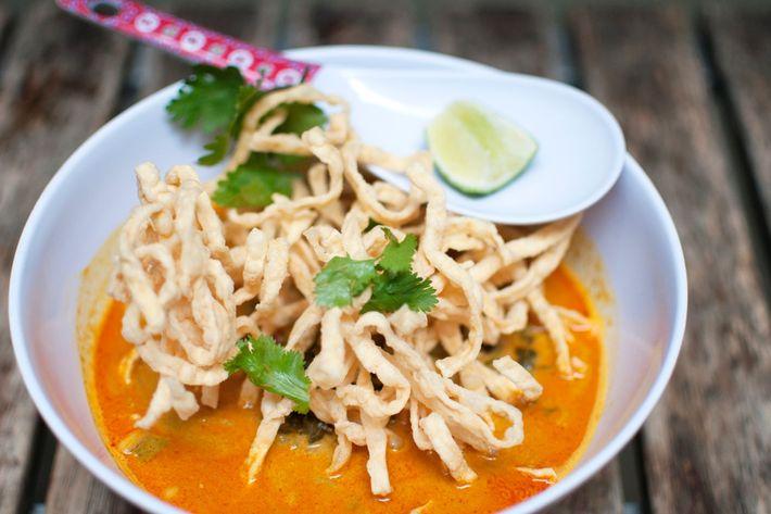 Pig and Khao's khao soi.
