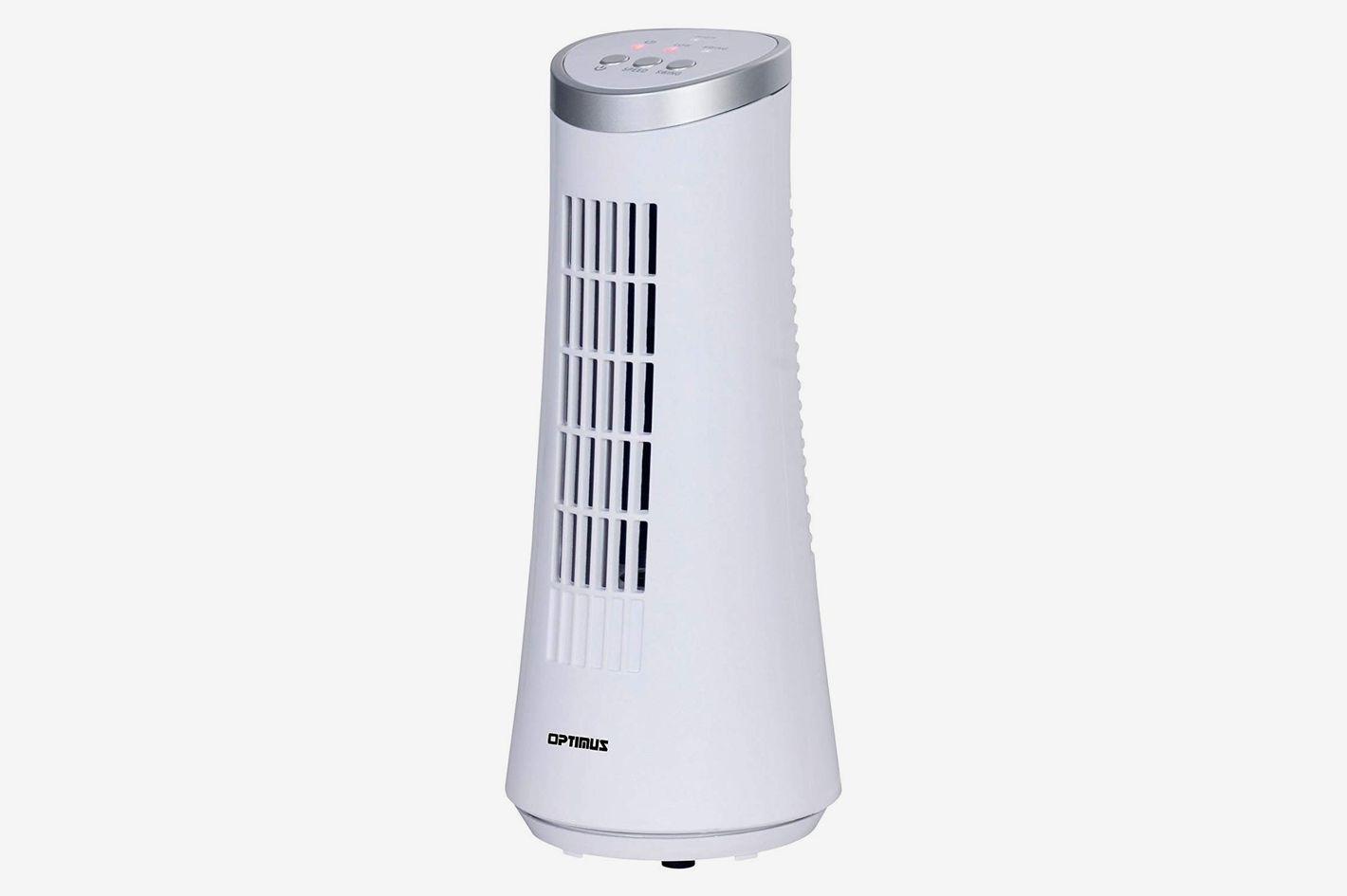 Ultra Slim Desktop Oscillating Fan