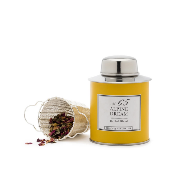 Bellocq Silver-plated Tea Strainer for the Neue Galerie