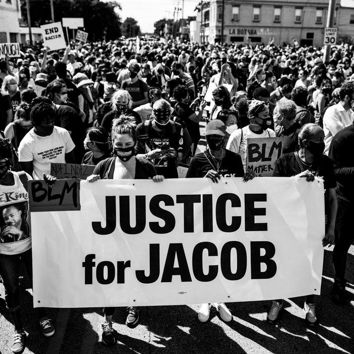 Jacob Blake.