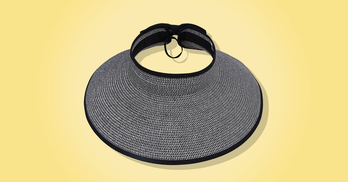 the best sun hat for women is a straw sun visor review 2017