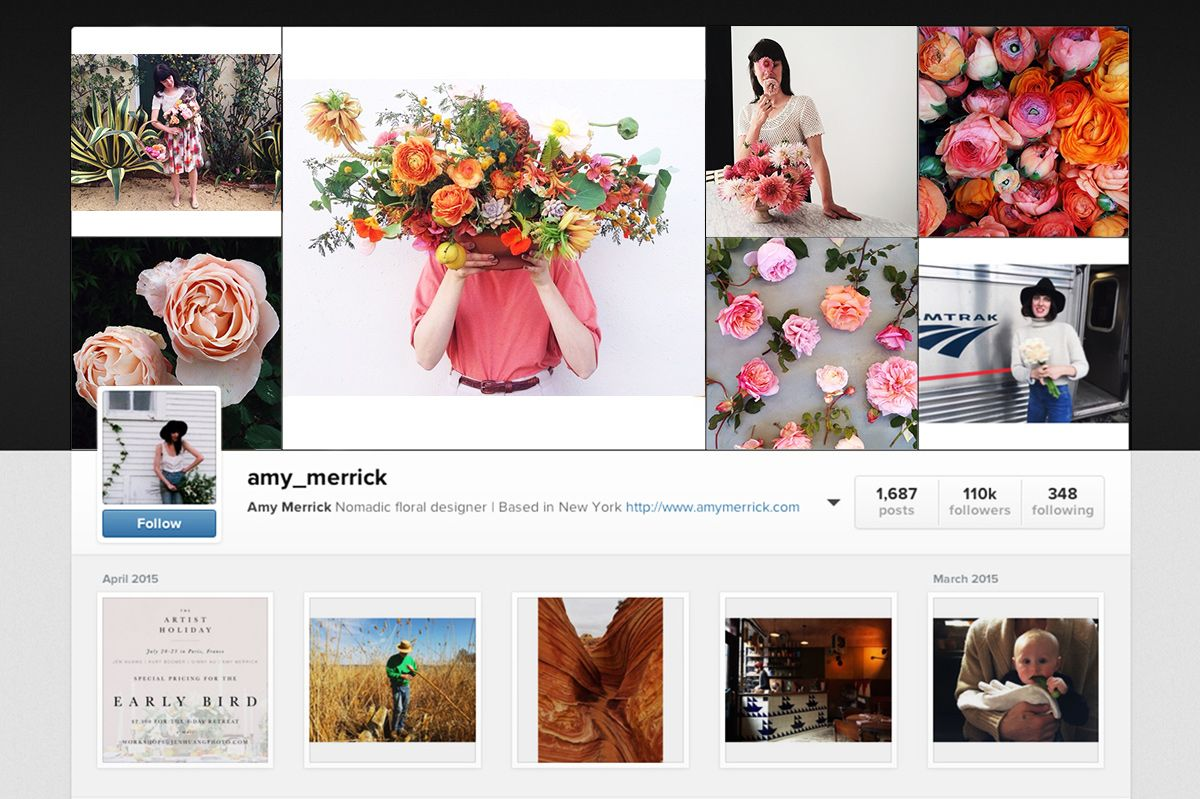 I Like This Bitch's Life: Why Can't I Be an Instagram Florist?