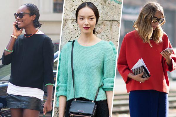 Street-Style Best Dressed: MFW, Part 3