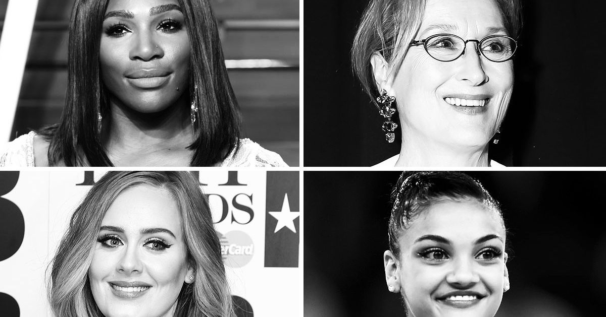 25 Famous Women on Body Image