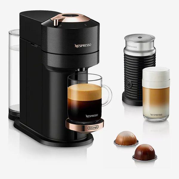 Nespresso DeLonghi Vertuo Coffee and Espresso Maker