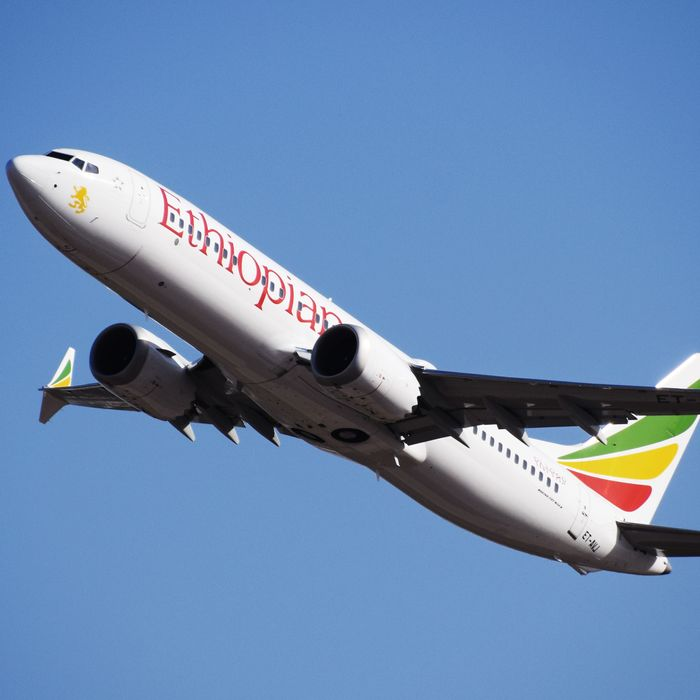 What Passengers Experienced on the Ethiopian Airlines Flight