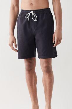 Alex Mill Saturday Shorts in Cotton Seersucker