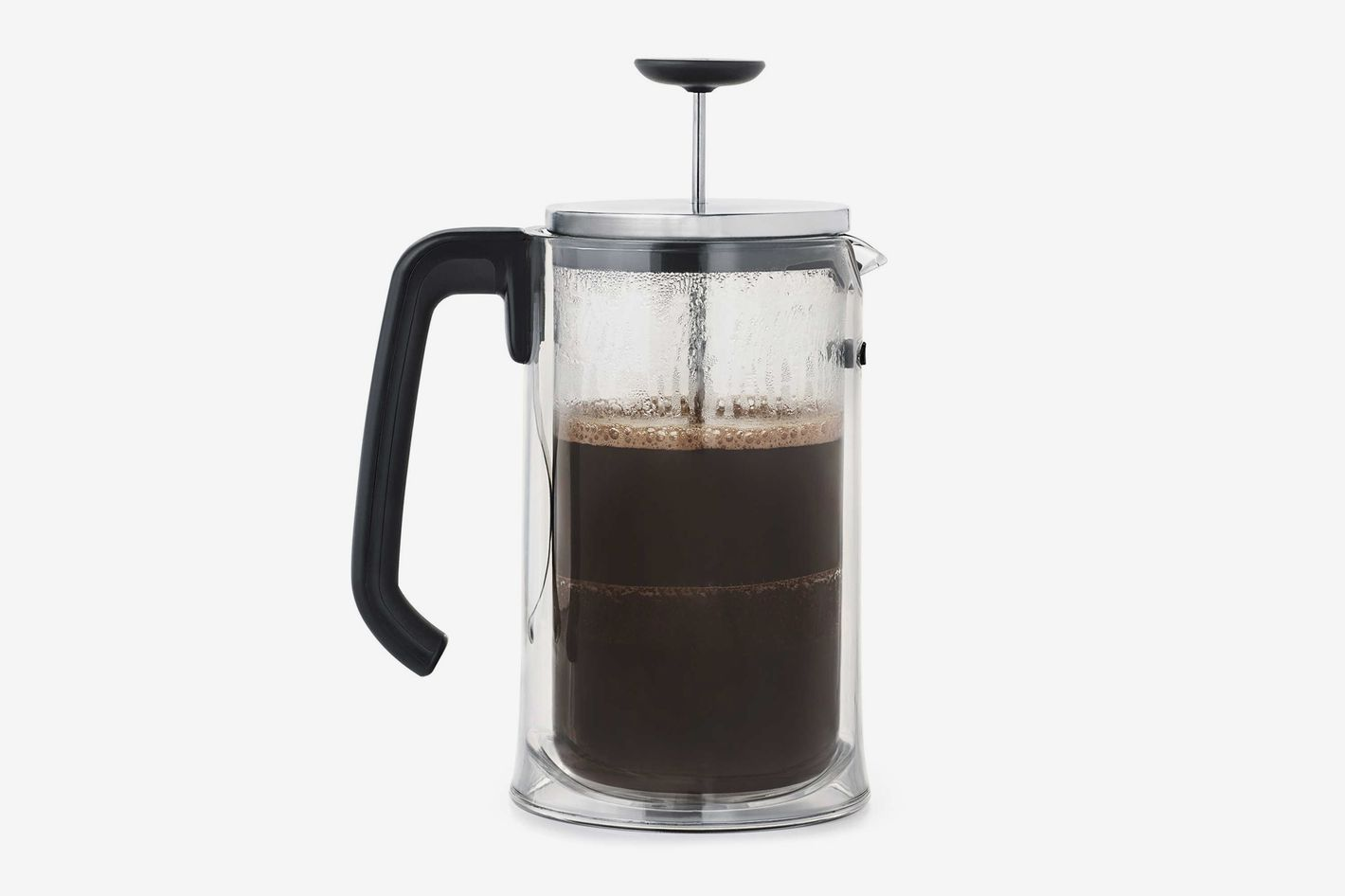 OXO Good Grips 8-Cup French Press Coffee Maker in Clear