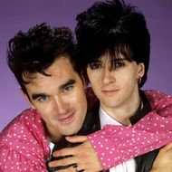 Morrissey And Johnny Marr