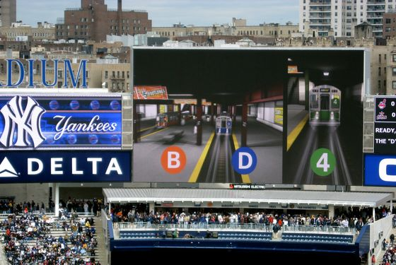 The Yankee Stadium Subway Race Can Now Return To Normal The