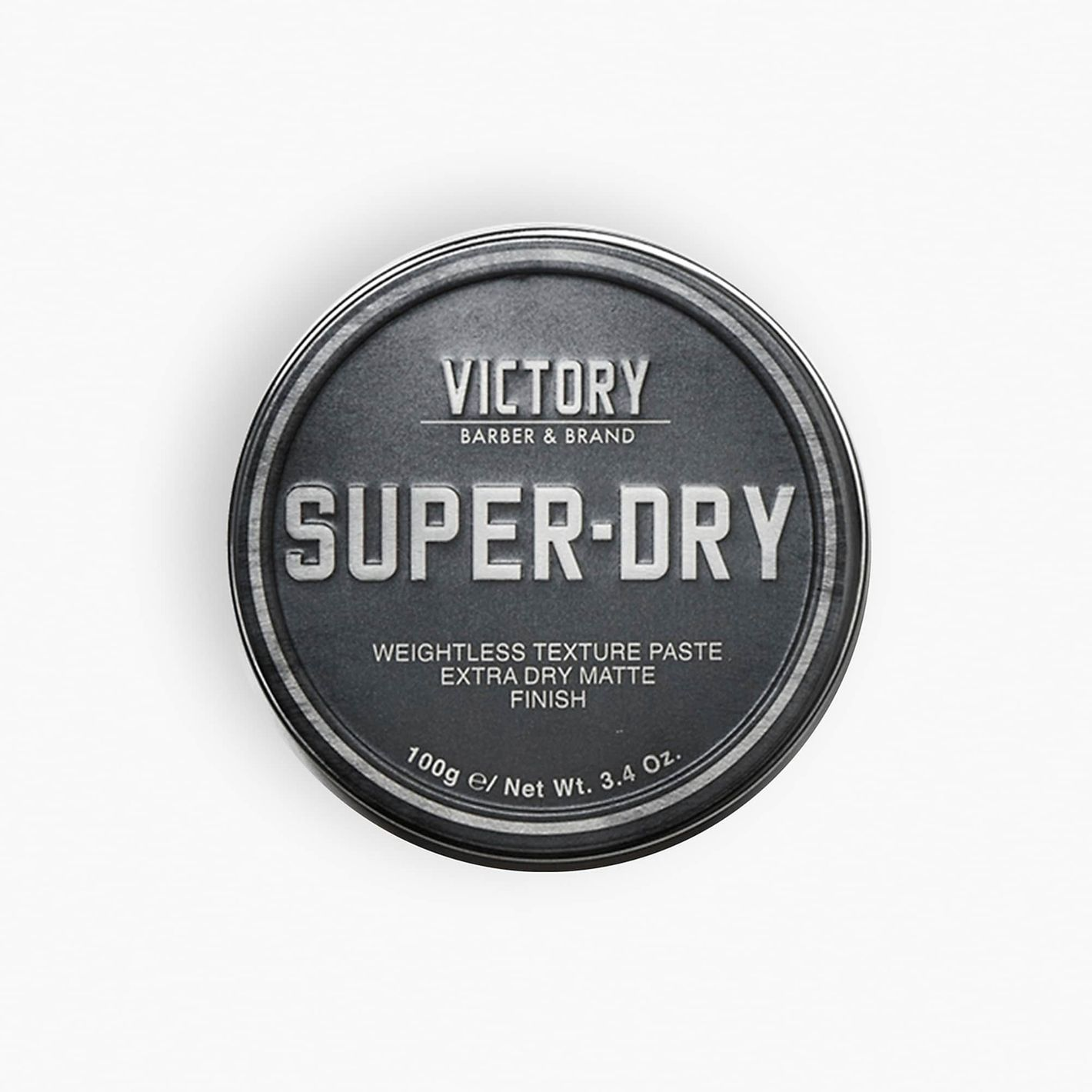 Victory Barber and Brand Super-Dry Hair Paste