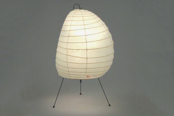 Noguchi Akari Table Lamp Model 1N