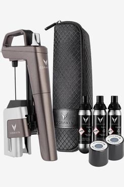 Coravin Limited-Edition Model Six Wine Preservation System in Mica