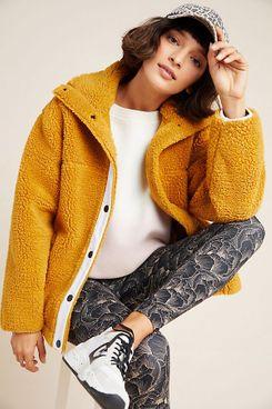 Varley Clemson Fleece Jacket