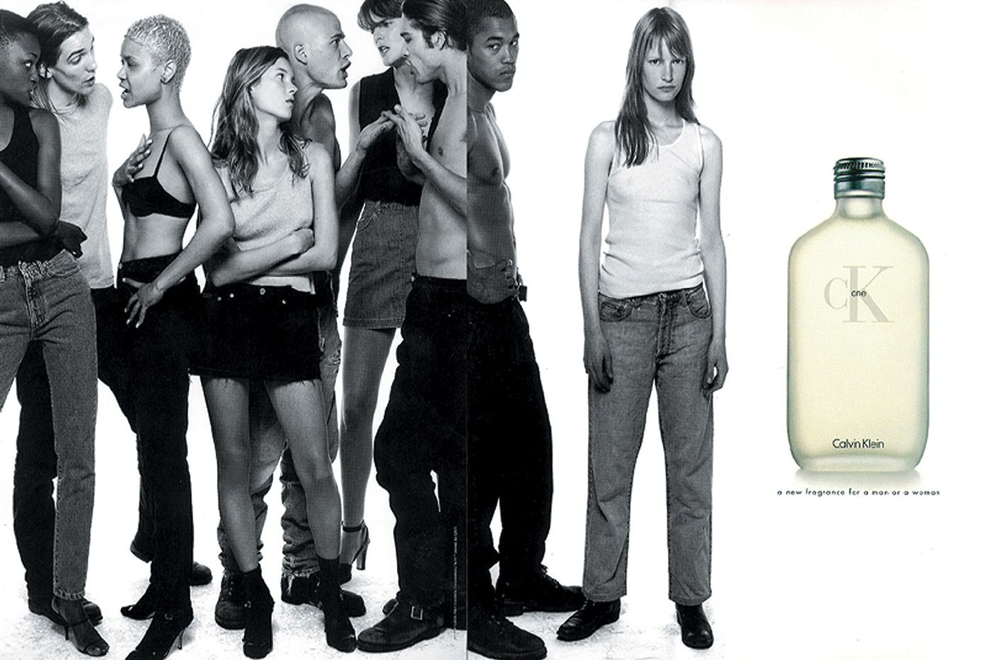 authorized site nice cheap nice shoes Calvin Klein's CK One Was the First Democratizing Scent