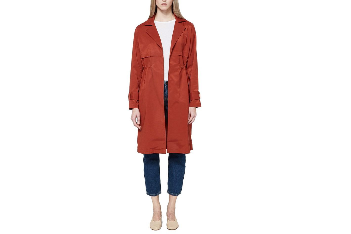Farrow Sinclair trench coat