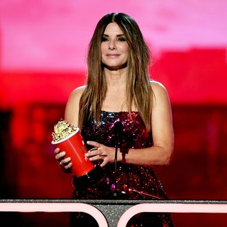 Sandra Bullock Speech ...