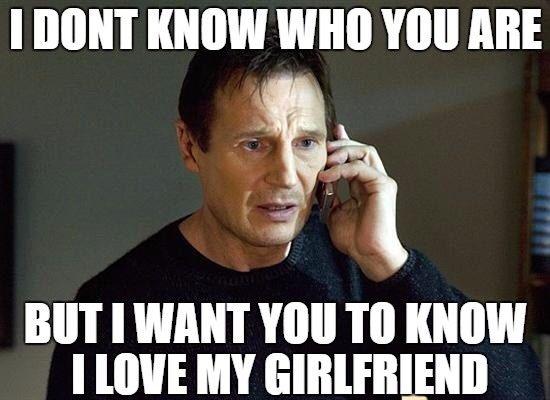 My ex girlfriend is now dating my best friend