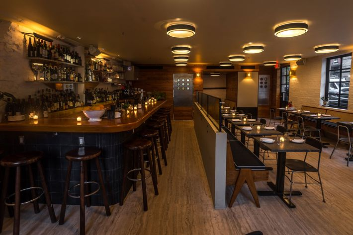 Yves Is Tribeca's Newest Date Spot