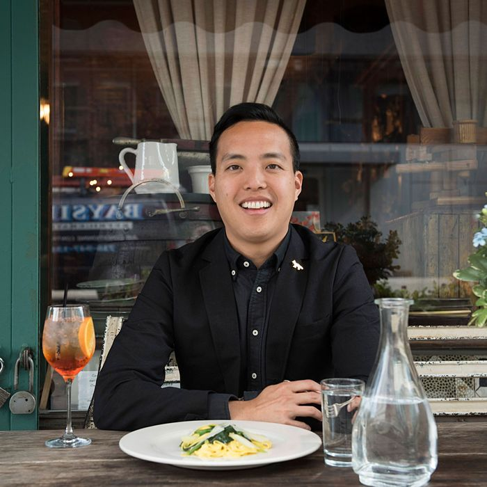 Master of None' Co-creator Alan Yang's Grub Street Diet