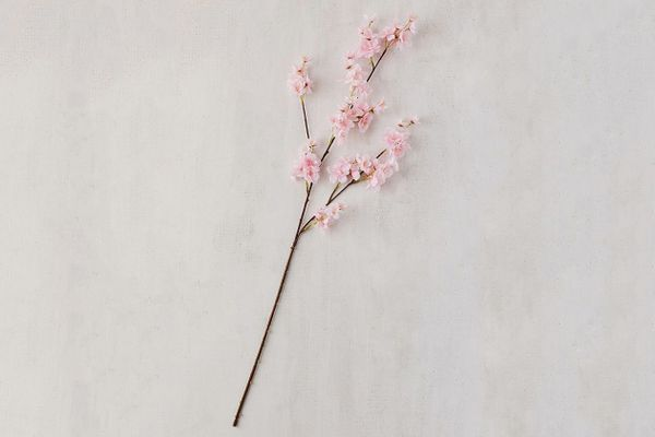 Faux Cherry Blossom