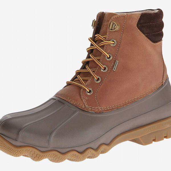 Sperry Top-Sider Men's Avenue Duck Boot Chukka Men's Winter Boots