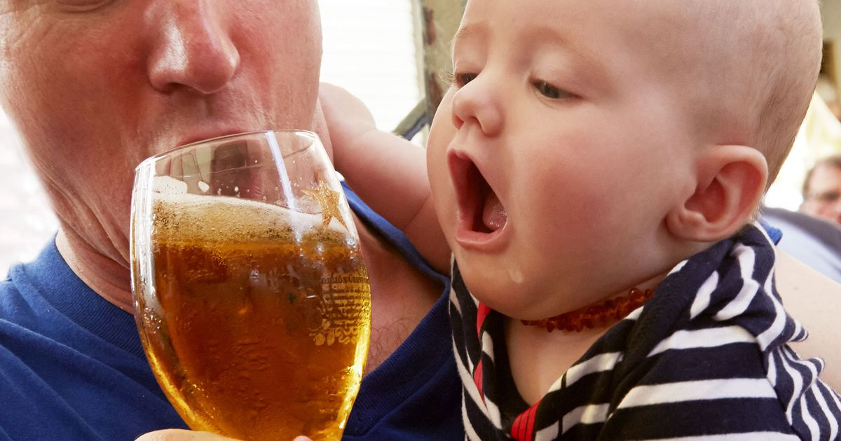 Guiness beer and breast feeding