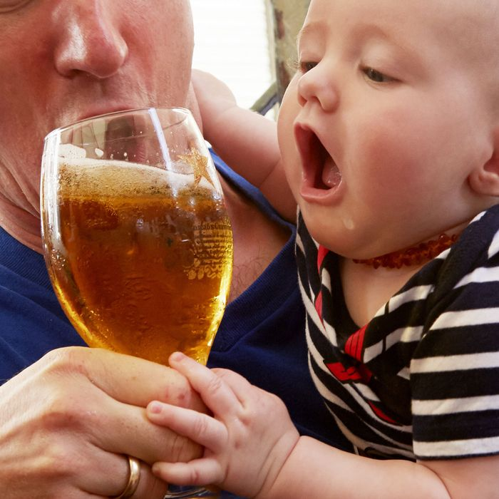 Is Drinking Beer Or Really Old Tale For Breast-feeding Good Wives That An