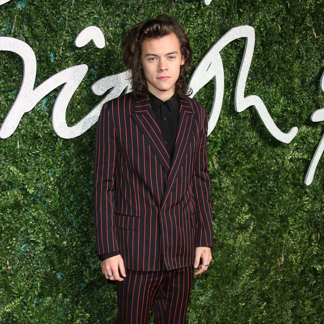08ef1003a76 How Harry Styles Went From T-Shirts to Gucci