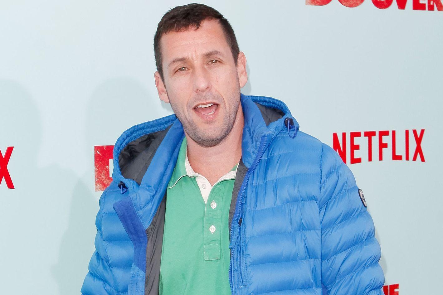 Adam Sandler's Netflix Deal Is His Good-bye to Movie Stardom