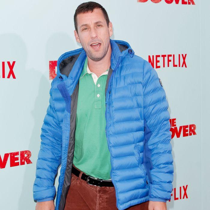 Adam Sandler S Netflix Deal Is His Good Bye To Movie Stardom