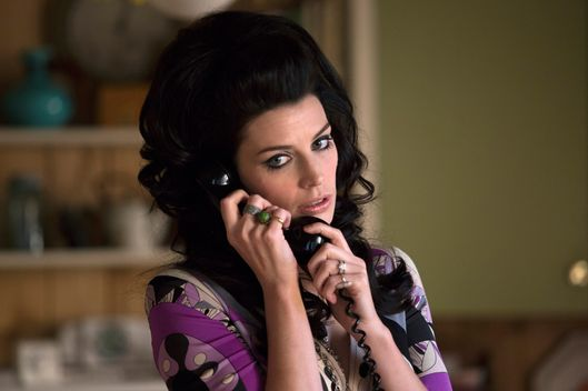 Jessica Pare as Megan Draper - Mad Men _ Season 7, Episode 5 - Photo Credit: Justina Mintz/AMC