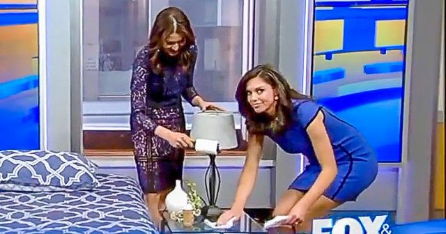 Fox Amp Friends Spring Cleaning Segment Gets Sexist
