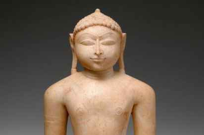 "This meditating Jina is one of more than 130 works of art on view in ""Yoga: The Art of Transformation,"" the world's first exhibition on the art of yoga. More than 2,000 years of yoga's mysteries and meanings are revealed, starting October 19 at the Smithsonian's Arthur M. Sackler Gallery in Washington, D.C. (Jina; India, Rajasthan, probably vicinity of Mount Abu, dated 1160; Marble; Virginia Museum of Fine Arts, The Adolph D. and Wilkins C. Williams Fund, 2000.98) The world's first exhibition on the art of yoga arrives at the Smithsonian 10/19.  (PRNewsFoto/Smithsonian Institution)"