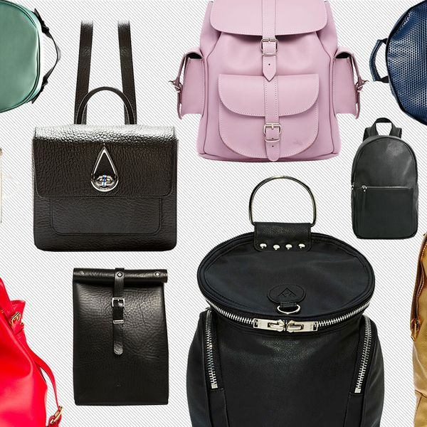 15 Cool, Super-Simple Backpacks for Fall