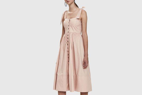 Stelen Aanya Bodice Dress in Pink