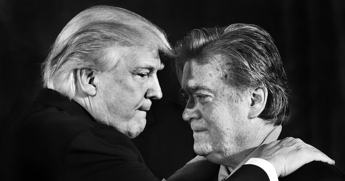 Trump and Bannon Are Now Officially Enemies