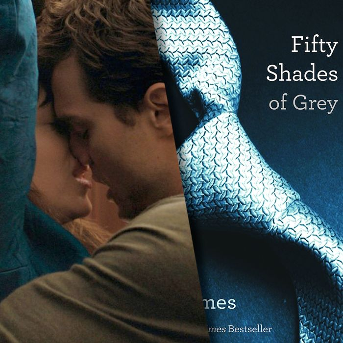5 Reasons Why Fifty Shades Of Grey The Movie Is Better Than The Book