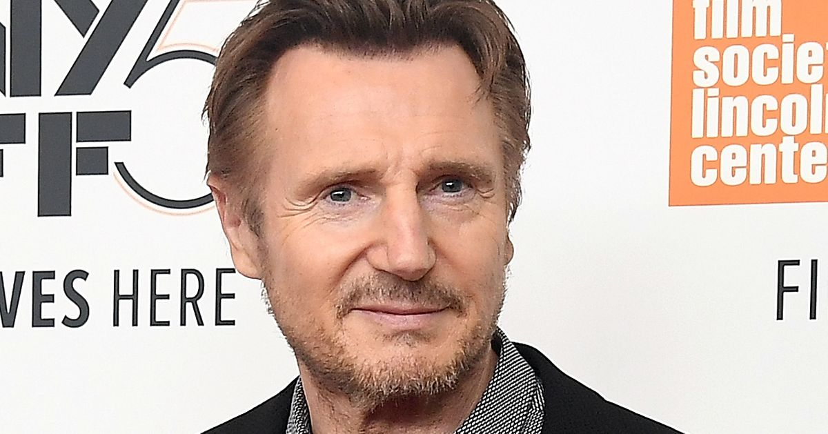 Liam Neeson Says Horse Recognized Him on Set of New Movie