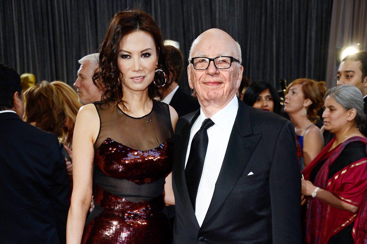 Wendi Deng Murdoch Nude Photos 2