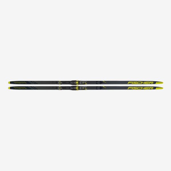 Fischer Sports Twin Ski Carbon Pro Medium Classic Skis