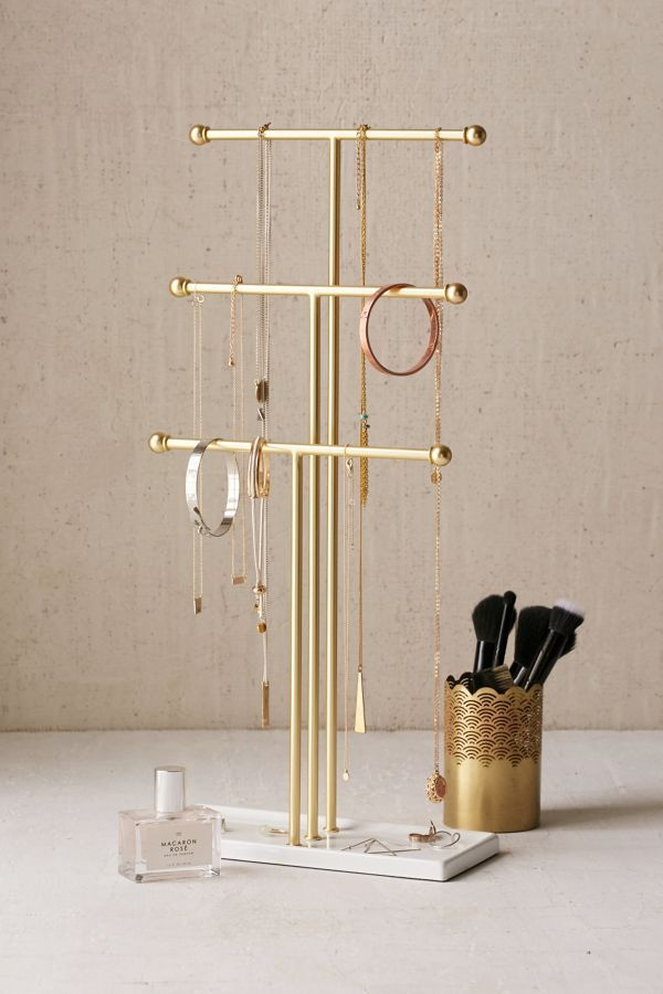 Urban Outfitters Trigem Tabletop Jewelry Stand