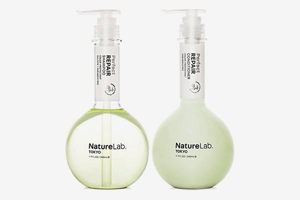 NatureLab. Tokyo Perfect Repair Shampoo and Conditioner