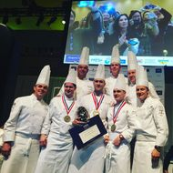 Here Is Your Bocuse d'Or Team for 2017