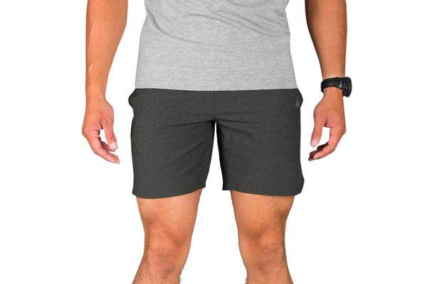 """Rhone Unlined 7"""" Guru Shorts"""