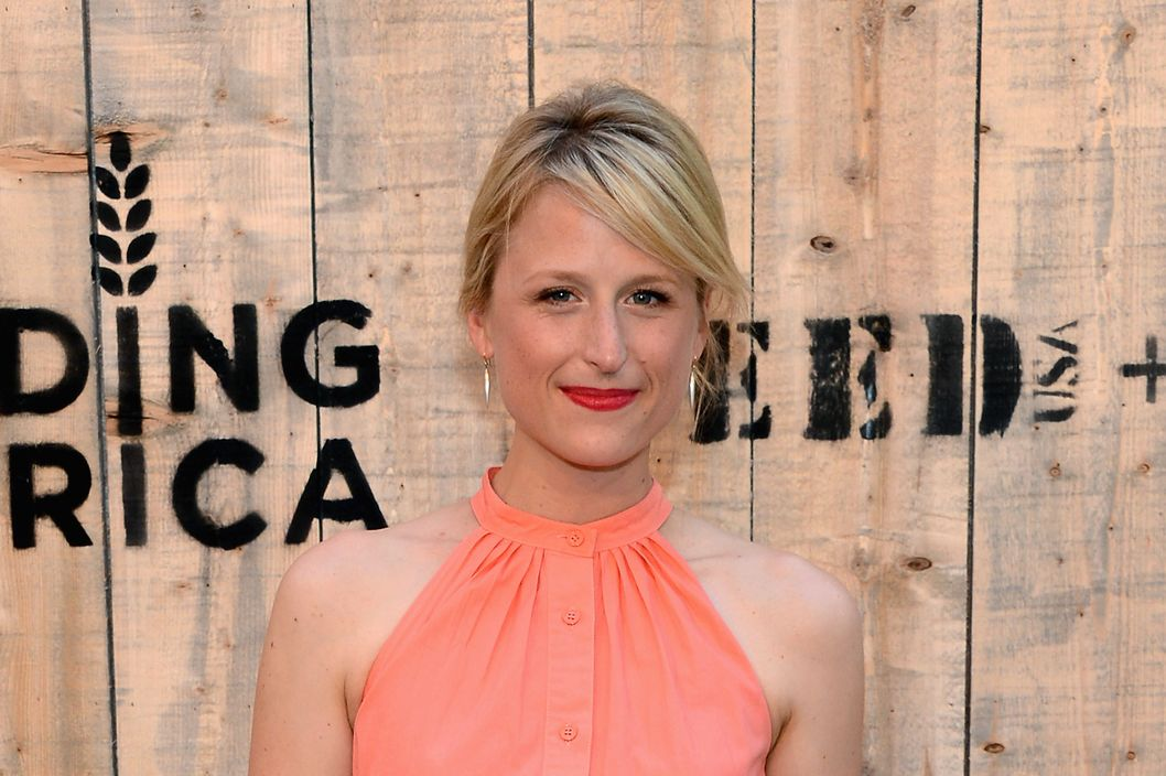 BROOKLYN, NY - JUNE 19:  Mamie Gummer attends FEED USA + Target launch event on June 19, 2013 in New York City.  (Photo by Larry Busacca/Getty Images for Target)