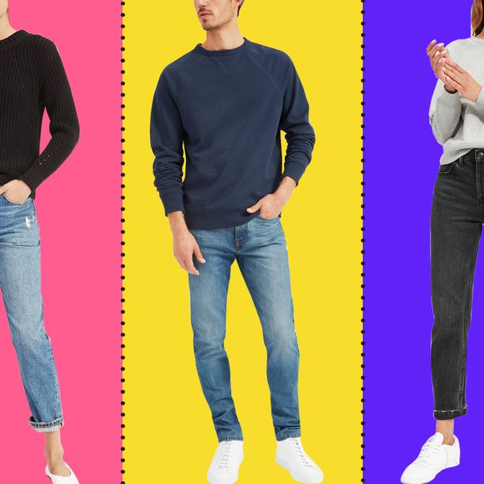 a9cefba1fc1ee All Everlane Jeans Are Just $50 Today
